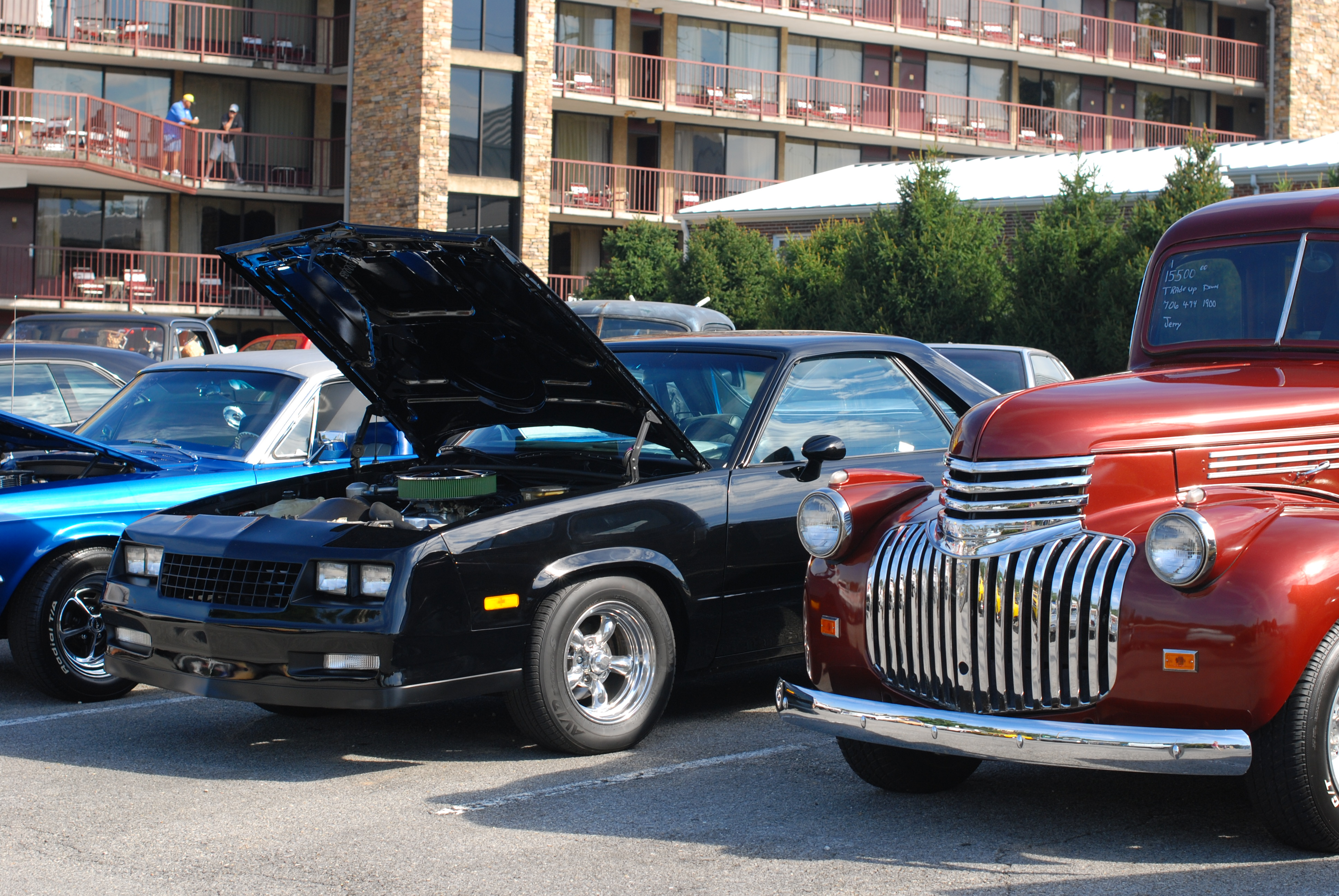 Pigeon Forge Car Show Schedule