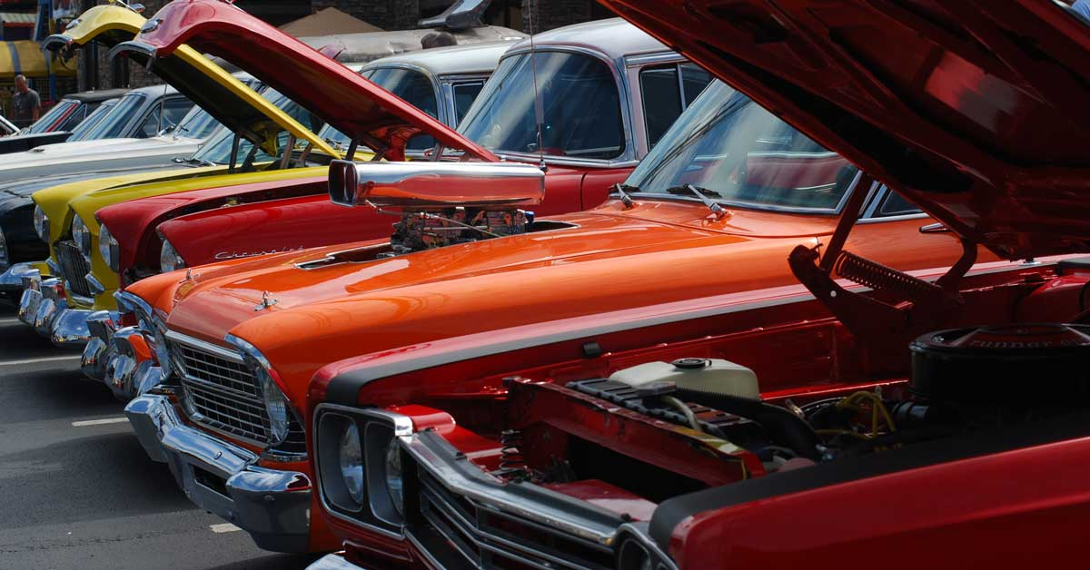 Pigeon Forge Car Shows 2019 Event Guide For Car Shows Rod Runs